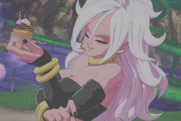 Dragon Ball Xenoverse 2: Android 21 new playable character