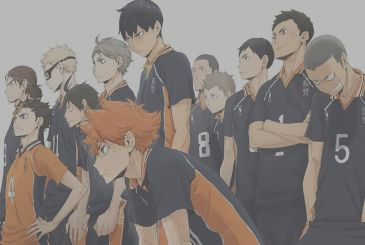 Haikyu!! The Ace of the Volleyball: the manga enters the narrative arc of the final