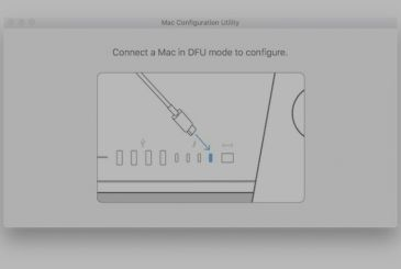 Mac Pro inbound? Apple says engineers like to put it in DFU mode