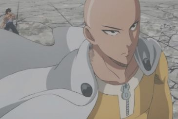 One Punch Man, the video preview of the new OVA