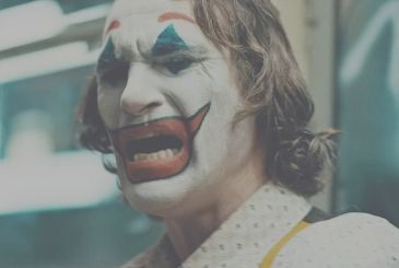 Joker: no projection in China