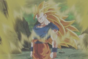 Dragon Ball Z – Kakarot: first pictures of Goku Super Saiyan 3