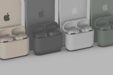 AirPods Pro coming soon with new colours?