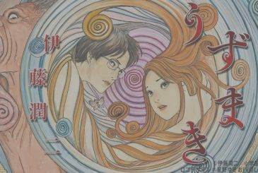 Uzumaki, the video interview to the staff of the anime