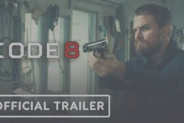 Code 8: the teaser trailer of the film with Stephen and Robbie Amell