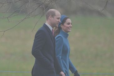 Kate and William: check the pact pre-bed