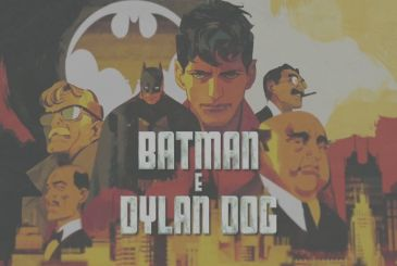 Dylan Dog/Batman: the trailer of the crossover between DC and Bonelli