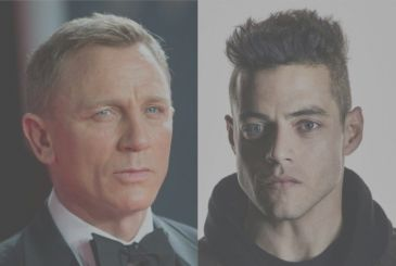 No Time to Die: first details on the villain of Rami Malek