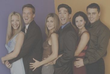 Friends: a secret project involving the original cast