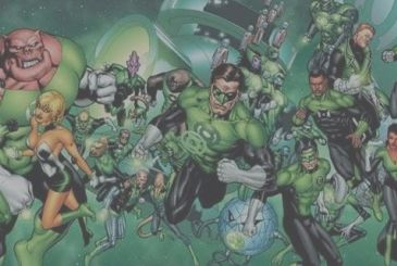 Green lantern and Strange Adventures: two new series HBO Max