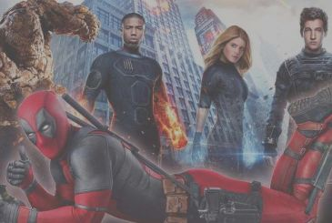 Deadpool 2: a crossover with the Fantastic 4 in the original plans