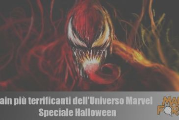 The 6 villain most terrifying of the Marvel Universe | Halloween Special