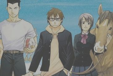 Silver Spoon, here is how many chapters are left until the conclusion