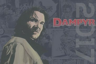 Dampyr: HD pictures of the main characters and information about the film