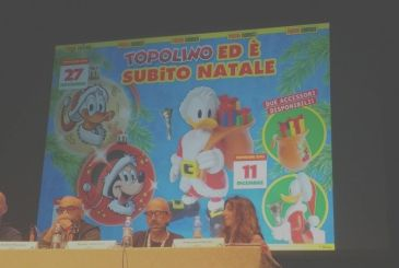 Disney and Mickey mouse: the novelties presented at Lucca Comics & Games 2019