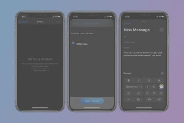 IOS 13: how to use custom fonts on iPhone and iPad
