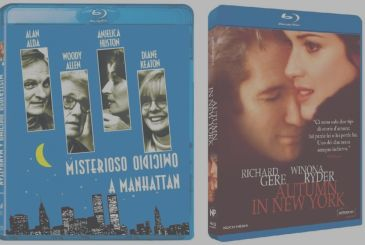 Manhattan Murder mystery, and Autumn in New York | Review Home Video