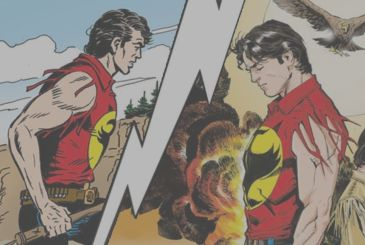 Zagor: all the ads from the Lucca Comics & Games 2019