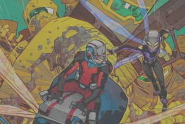 Ant-Man: Scott and Cassie Lang together for a new series