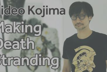 Death Stranding: the documentary BBC the game and Kojima