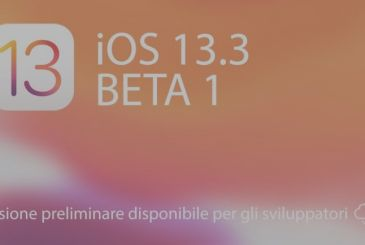 Apple releases iOS 13.3 beta 1 to the developers