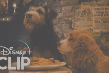 Lady and the Tramp: the first clip of the live-action