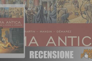 Ancient rome – Alix Senator: The Power and Eternity – Historica Vol. 82 | Review