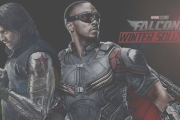 Disney +: first look at Hawkeye, Falcon and U. S. Agent