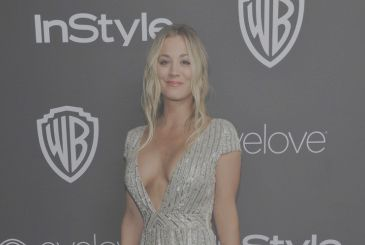 "The Big Bang Theory – Kaley Cuoco: Penny had to be more ""dark"""