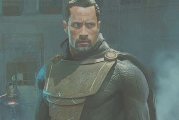 Black Adam: the announcement of the release date, and concept art of Jim Lee