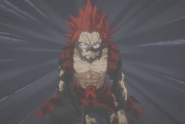 My Hero Academia 4×05: the nerve! Let's go, Red Riot! | Review