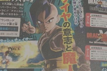 Dragon Ball Xenoverse 2: Super Ub new playable character
