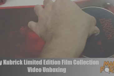 Stanley Kubrick Limited Edition Movie Collection | Unboxing Video