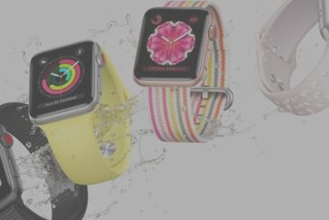 Apple Watch: Face ID, and the straps are a smart inbox?