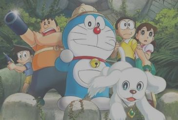 Edizioni Star Comics announces Doraemon – the Adventures of Nobita and the Five Explorers