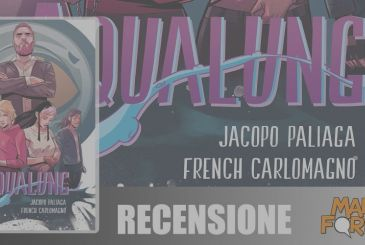 Aqualung Vol. 4 J. Paliaga & F. Carlomagno | Review