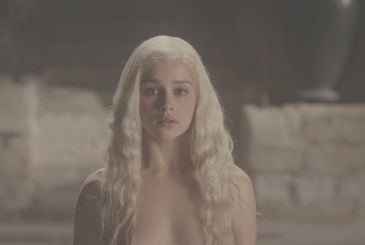 Of thrones: Emilia Clarke says the discomfort felt for the nude scenes