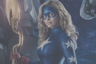 Crisis on Infinite Earths: debut Stargirl, the series also aired on The CW