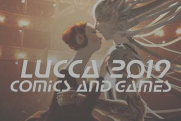 Lucca Comics & Games 2019: taken from the crook of the homes non-existent