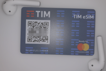 Review eSim Tim: the dual-sim for the iPhone in Italy, it is the reality