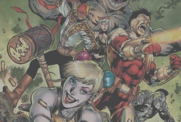 Suicide Squad #1: the first pages of the return of Task Force X