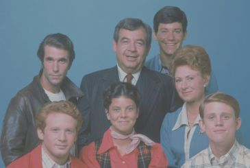 Happy Days: the reunion of the cast after 45 years