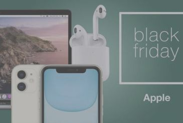 Black Friday Apple discounts from the iPhone to the Apple Watch through MediaWorld, Amazon, and other store