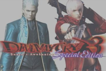 Devil May Cry 3 Special Edition arrives on the Nintendo Switch