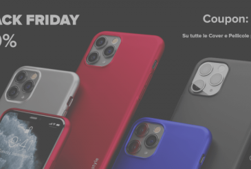 Black Friday CoverStyle: 30% Discount on all Cover and Film for iPhone!