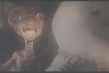 E. T.: the reunion special for the Christmas