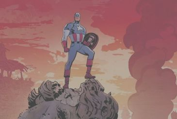 Marvel: the amazing Captain America 2099