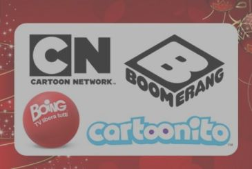 Cartoon Network: the programming of Christmas for the little ones