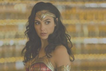 Wonder Woman in the first TV absolute on Channel 5