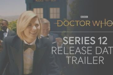 Doctor Who 12: the second trailer with the date of arrival
